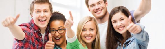 Jóvenes emprendedores con éxito