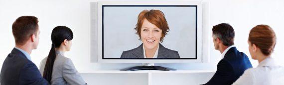 Optimizar las reuniones de empresa: La Videoconferencia